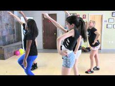"Sophia Grace ""Girls Just Gotta Have Fun"" Dance Video"