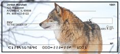 Wolves in the Wild from Checks-SuperStore.com
