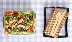 salata-me-vides-kai-tono Greek Recipes, My Recipes, Recipies, Cooking Recipes, 30 Cake, Cake Roll Recipes, Rolls Recipe, Food And Drink, Yummy Food