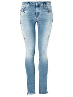 Diesel Calças jeans skinny
