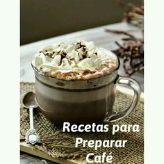 Las mejores #Recetas para preparar #café que son perfectas para acompañar cualquier ocasión.  #RecetasFaciles #RecetasParaPrepararCafé #café #coffee #coffeelover #latte