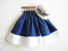 Hey, I found this really awesome Etsy listing at http://www.etsy.com/listing/153794797/nautical-navy-blue-and-summer-cotton