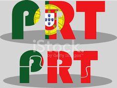 Resultado de imagem para bandeira portuguesa Country, Logos, Art, Portuguese Flag, Art Background, Rural Area, Kunst, A Logo, Country Music