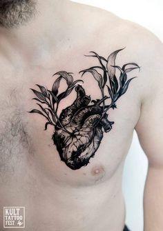 Piotr Bemben tattoo