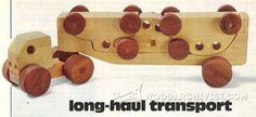 Wooden Toys Plans - Children's Wooden Toy Plans and Projects   WoodArchivist.com