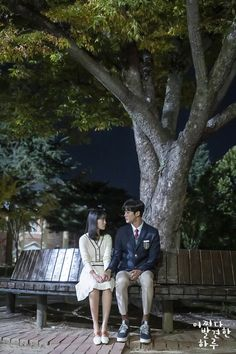Extraordinary You (Day Found) Korean-Drama-Picture @ HanCin . Couples Images, Cute Couples, Korean Drama Romance, W Two Worlds, Kim Sang, Weightlifting Fairy, Kdrama Actors, Drama Movies, Aesthetic Pictures