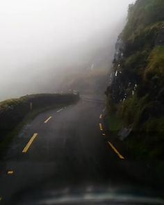 Conor Pass: The Scariest Road To Drive In Ireland