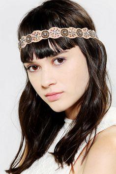 Belle Beaded Headwrap