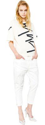Stussy Bigbig Sleeve Tee & Boy Friend Denim #stussyjapan #spring2013