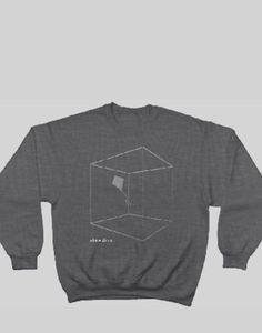 "Slowdive ""Star Roving"" Mens Grey Sweatshirt"
