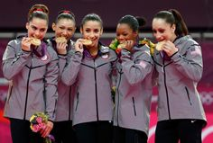 They sleep with their medals under their pillows:)