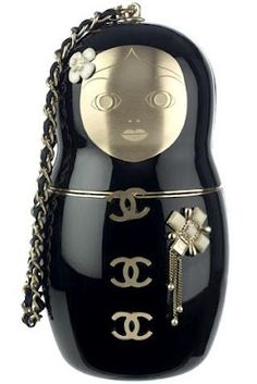 Chanel matryoshka purse, Fall 2009