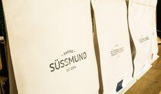 Besuch in der S?ssmund Kaffeebar - perfekter Caffee und freundliche Bedienung Freundlich, Bar, Paper Shopping Bag, Kaffee
