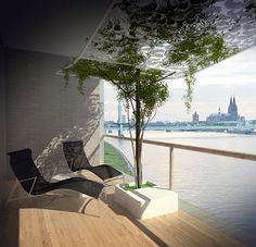 Design Challenge: Ten Urban Balcony Garden Ideas