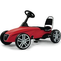 AUDI Exclusive kid's sports car