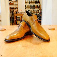 Atelier Amareto - #claudio_lopez_shoemaker#handmade