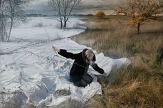 Expecting winter/ Erik Johansson