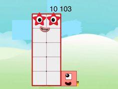 Numberblocks 10,103