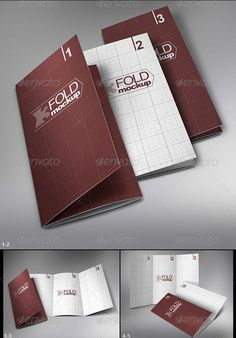this brochure design is UNDERSTANBLE because its simple and you understand it.