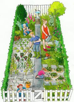gardening  from: een tuin voor mezelf