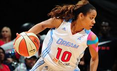 ATLANTA, GA - Atlanta Dream – Philips Arena  WNBA Basketball Game for Two with Postgame Autograph Session (62% Off). Three Options Available.