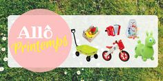 Le printemps est arrivé chez Pomango! Plein de belles trouvailles pour profiter de la saison estivale: https://www.pomango.ca/jeux-jouets/jouets/