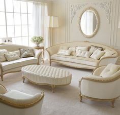 Italian Furniture Collection contains lu. Italian Furniture Collection contains luxury pieces, soft lines with palatia Living Room Furniture, Home Furniture, Living Room Decor, Furniture Design, Cheap Furniture, Furniture Ideas, Furniture Removal, Furniture Stores, Furniture Dolly
