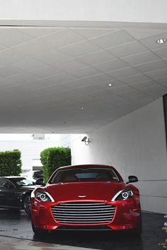 Aston Martin - cute photo