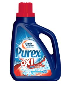 Enter to Win FREE bottles of Purex with Oxi Stain Fighter Laundry Detergent, 1,000 Cash, Appliances, & More!