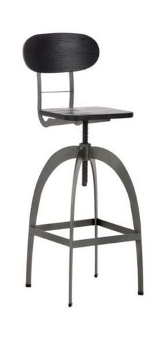 Vintage Industrial Furniture :: SR-101846 TURNER ADJUSTABLE STOOL - ARTeFAC