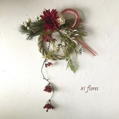 いいね!104件、コメント2件 ― iri flores(イリフローレス)さん(@iriflores.botanica)のInstagramアカウント: 「For New year!! ・ 渋くてオシャレなしめ飾り! 谷中よみせ通り #丸紅呉服店 さんにて販売中です。 ウィンドウディスプレイに素敵に飾っていただいております。 #谷根千さんぽ…」