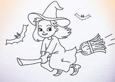 80 ร ปภาพท ยอดเย ยมท ส ดในบอร ด Draw Witch Drawings How To Draw