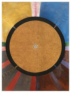 An exhibition in Stockholm aims to show Hilma af Klint as an innovator of 20th-century abstract art years before Kandinsky, Mondrian and other leaders of the movement.