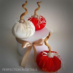 Velvet Pumpkins ,Decor gift for her,Gift ideas for women,Home decor,Table decoration,Modern rustic decor,Mantle decor,Basket filler