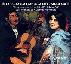 La guitarra flamenca en el siglo XIX -Cuarteto Al-Hamra: