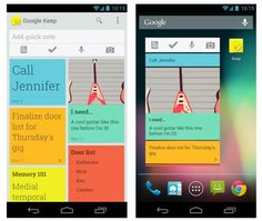 7 great Android apps for notes and tasks Organize your life with one of these incredibly useful Android applications for keeping track of notes, tasks, and to-do lists.  by Scott Webster  August 12, 2013