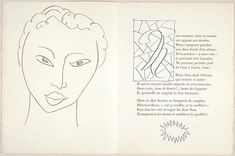 Matisse, French Poetry and the Livre d'artiste Henri Matisse, Minneapolis, Jean Cocteau, Poetry Collection, Expo, Paper Cover, Paris, Mini Books, Illustration