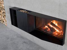 Термокамин SKEMA by Antonio Lupi Design® дизайн Mario Ferrarini