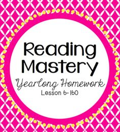 Reading Mastery Homework: Yearlong Bundle 20% for 24hrs | TpT Parenting Classes, Parenting Teens, Foster Parenting, Teaching Kids, Kids Learning, Reading Mastery, Direct Instruction, Sound Words, Thought Process