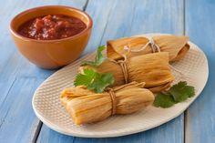 Tamales paleo