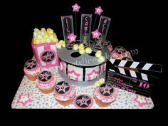 Lights, Camera, Action!...10th Birthday Celebration