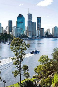 #Brisbane - Most tourists touching down here are zooming off to the Gold Coast's beaches, but a revolution has been taking place in the city itself in recent years. It now offers a perfectly chilled-out break, whether your bag is museums, food, the great outdoors or a vibrant arts scene. And did we mention koalas? #travel #citybreak