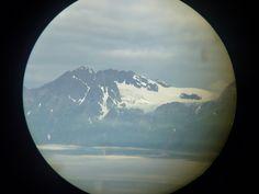 On the Ferry in Alaska going from Valdez to Whittier