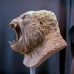 Kong bust 2 by MarkNewman.deviantart.com on @DeviantArt