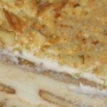 Semifrio de Café e Bolacha - Receitas e Menus © Mashed Potatoes, Cheesecake, Ethnic Recipes, Food, Easy Keto Recipes, Tasty Food Recipes, Wafer Cookies, Sweet Pastries, Puddings