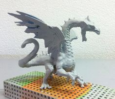 3d Printing, Dinosaur Stuffed Animal, Layers, Dragon, Deviantart, Prints, Animals, Impression 3d, Layering