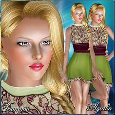 Dianama - Sim: Agatha