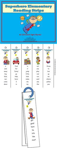 A Teacher's Idea: READING Resources
