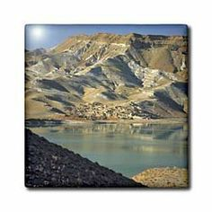 """Afghanistan, Kabul-Torkham Road, village -AS01 RER0082 - Ric Ergenbright - 12 Inch Ceramic Tile by 3dRose. $22.99. Construction grade. Floor installation not recommended.. Clean with mild detergent. Image applied to the top surface. High gloss finish. Dimensions: 12"""" H x 12"""" W x 1/4"""" D. Afghanistan, Kabul-Torkham Road, village -AS01 RER0082 - Ric Ergenbright Tile is great for a backsplash, countertop or as an accent. This commercial quality construction grade tile has..."""