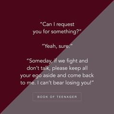 Hope to have that kinda relation with you yaraa cpt. Besties Quotes, Best Friend Quotes, Sibling Quotes, Sister Quotes, Best Friendship Quotes, Teenager Quotes, Heartfelt Quotes, Love Quotes For Him, Romantic Quotes